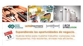 Foto de Ultrapolymers presenta junto con el CEP las novedades en materia prima que le ayudarán a impulsar su negocio