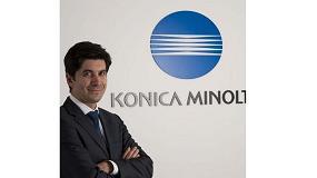 Foto de Konica Minolta nombra a Vasco Falcão nuevo presidente de la compañía en España
