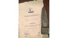 Picture of Domotys es galardonado en los XVIII 'Premis Connexió'
