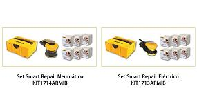 Foto de Mirka presenta sus nuevos Set Smart Repair