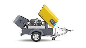 Foto de El nuevo compresor XATS 138 de Atlas Copco adapta la presión y el caudal de aire a las necesidades de la aplicación