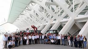 Foto de Massey Ferguson España celebra en Valencia su III Convención Anual de Concesionarios