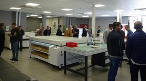 Foto de Prepack da servicio de planchas flexográficas a la región de Murcia con un equipo Kodak Flexcel NX