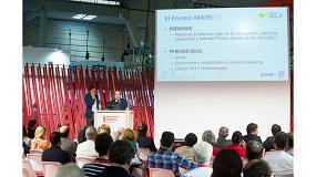 Foto de En marcha la primera edición del Premio Mapei a la Edificación Sostenible