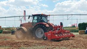 Foto de Las nuevas gamas de tractores de Case IH saltaron al campo en Demagro