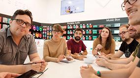 Foto de Las tiendas se convierten en las nuevas aulas para mejorar las competencias digitales