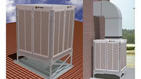 Foto de Met Mann presenta su enfriador evaporativo ad twin 25.000 m3/h