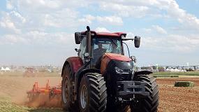 Fotografia de Las nuevas gamas de tractores de Case IH saltaron al campo en Demagro