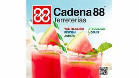Foto de Cadena 88 lanza su campaña para el verano 2017
