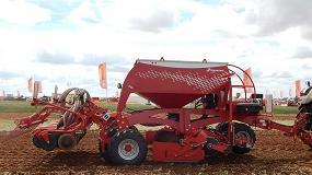 Fotografia de Kverneland demuestra cómo arar y sembrar de la forma más rentable posible