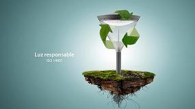 Foto de ATP Iluminación obtiene la certificación ISO 14001:2015 'Sistemas de Gestión Ambiental'