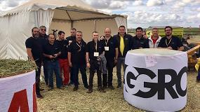Foto de AG Group realiza su presentación oficial en Demoagro