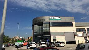 Foto de La filial de Arburg en Barcelona se centra en el concepto Industria 4.0
