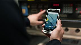 Foto de Smartphone rugerizado 'todo en uno' para entornos adversos