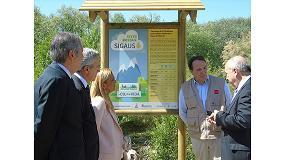 Foto de Sigaus inaugura la plantación de su Sexto Bosque en Collado Villalba arropado por las autoridades y escolares de la localidad