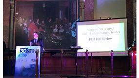 Foto de Siemens gana el premio de la Industria de Impresión en 3D