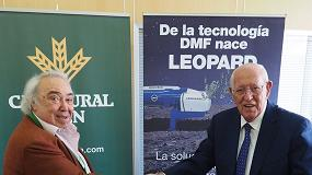 Foto de Pieralisi y Caja Rural de Jaén firman un convenio de colaboración