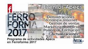 Foto de Apecs organiza un amplio programa de formación en el marco de Ferroforma 2017
