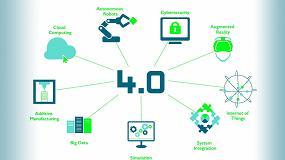 Foto de Domino modela el concepto Industria 4.0 y maximiza la eficiencia en codificación y marcaje