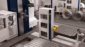 Foto de La fresadora de Soraluce y el CNC de Fagor Automation realizan piezas de alta calidad en tiempo reducido