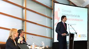 Foto de Los organismos de promoción exterior, ICEX, Cámara de España y CEOE apuestan por la transformación digital