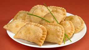 Picture of Pesaje multicabezal de empanadillas congeladas de la mano de Ishida