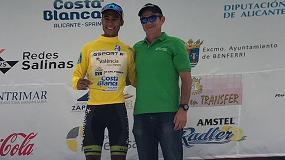 Foto de Grupo Agrotecnología patrocina la Vuelta Ciclista a Alicante 2017