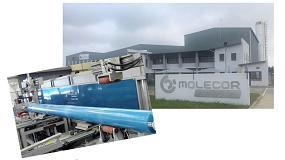 Foto de Molecor amplía la capacidad de producción de tuberías de PVC-O en Sudáfrica