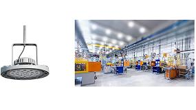 Foto de La Gama Indu de Schréder Socelec a la vanguardia en iluminación LED para zonas industriales