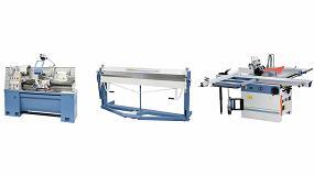 Foto de Orpi presenta su catálogo de máquinas de la marca Bernardo para metal, chapa y madera