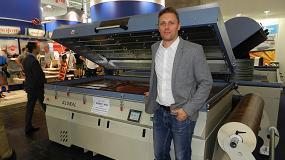 Foto de Entrevista a Florian Walter, Marketing Manager de Global Vacuum Presses
