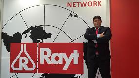 Foto de Entrevista a Daniel Fernández, director comercial de Laboratorios Rayt