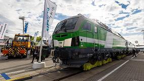 Foto de Las primeras locomotoras Vectron de vía ancha ya pueden operar en Finlandia