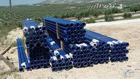 Foto de Saint-Gobain PAM España participa en la ampliación del sistema del Rumblar