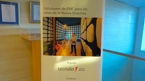 Foto de Jornada técnica sobre soluciones de EMC para los retos de la nueva directiva