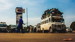 Foto de Canon colabora en la exposición 'Pensar en futuro. Nuevos relatos fotográficos en Dakar', de PHotoEspaña