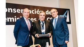 Foto de CHM Infraestructuras se alza con el Premio a la Mejor Práctica Medioambiental del 2017