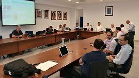 Foto de Álvaro Mallol y Sergio Hernández, reelegidos como presidente y vicepresidente de KNX España