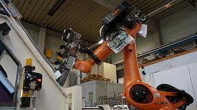 Picture of Válvulas Aventics en Systems, fabricante de sistemas de granallado para la industria automotriz