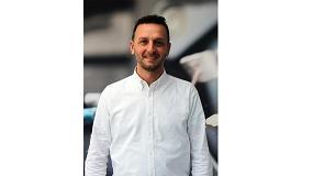 Foto de Fabrizio Radice, nuevo director global de ventas y marketing para Tomra Sorting Recycling