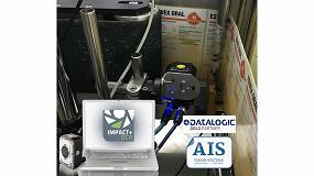 Foto de Control de calidad en marcaje de códigos 2D-DataMatrix