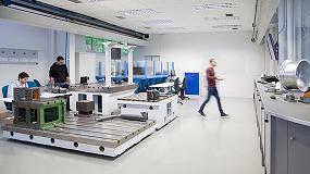 Foto de IK4-Ideko refuerza su especialización en fabricación avanzada con una nueva estructura de investigación