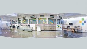 Foto de Heidelberg inaugura un espacio en Cornellà (Barcelona) para la formación en el ámbito digital y Prinect