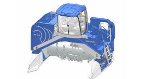 Picture of Backhus presenta su nueva volteadora A45