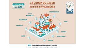 Foto de La Bomba de Calor estará presente en el III Congreso Edificios Inteligentes