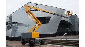 Foto de Haulotte Group presenta su nueva plataforma articulada de 26 metros