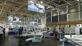 Foto de Felder presenta en exclusiva sus nuevas máquinas en Ligna