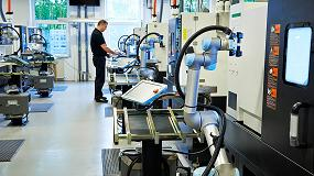 Foto de Logroño acoge un taller sobre seguridad en la robótica colaborativa
