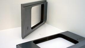 Foto de Metalmaq entrega dos punzones con ventana central