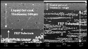 Foto de Últimos avances en gel coat en polvo para su uso en el proceso de RTM